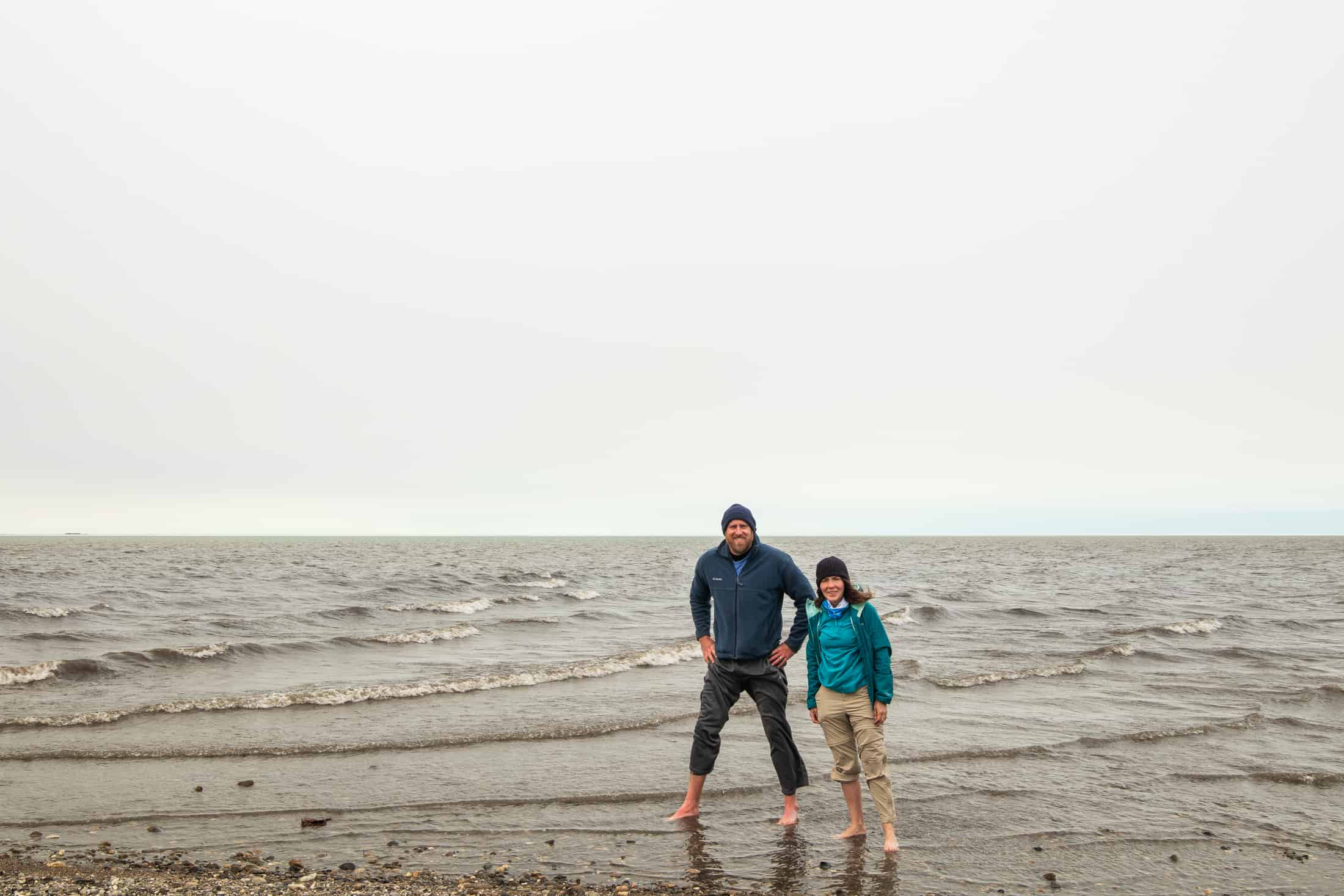 Travel with Crohns Disease can take you to the Arctic Ocean