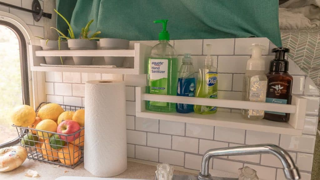 RV Upgrades To Your Kitchen and Bath To Make Your RV Feel Like Home!