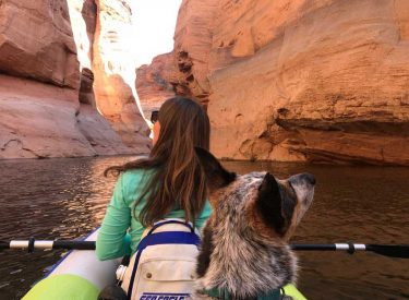 How To Kayak Antelope Canyon from Lake Powell (2020 Guide)