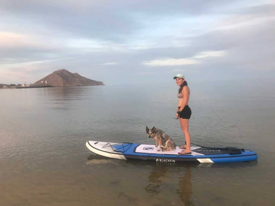 SUP San Felipe Sea of Cortez