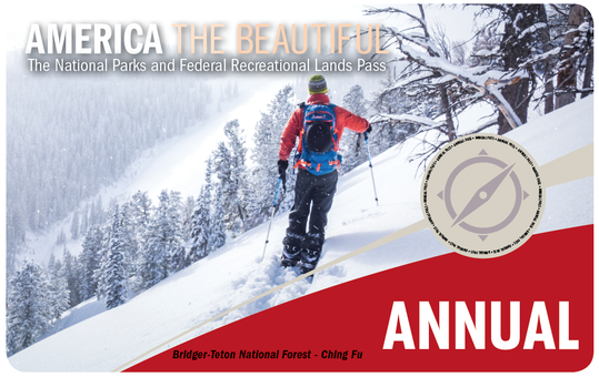 Annual National Park Pass