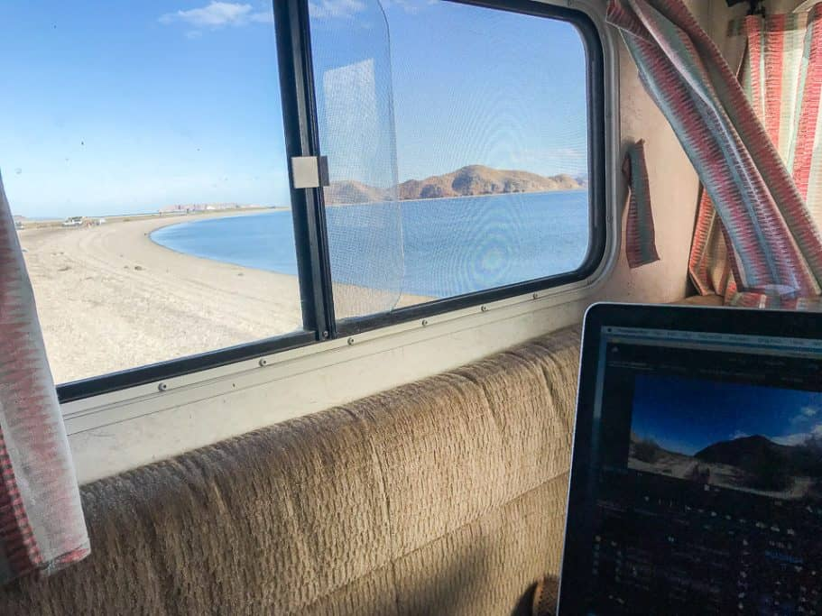 When you learn how to start a travel blog you can work from anywhere!
